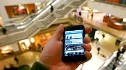 Just in time for the holiday season, the Toronto Eaton Centre has launched an iPhone application that allows users to access store promotions around the mall and post notes about shopping deals and updates to friends using Twitter and Facebook.