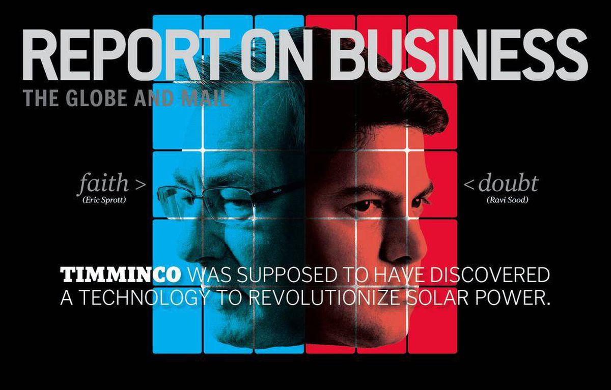 For Report on Business magazine