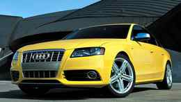 2010 Audi S4: AJAC has named it the Best New Sports/Performance Car over $50,000 for 2010