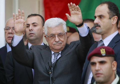 Palestinian leader warns window closing for lasting two-state solution