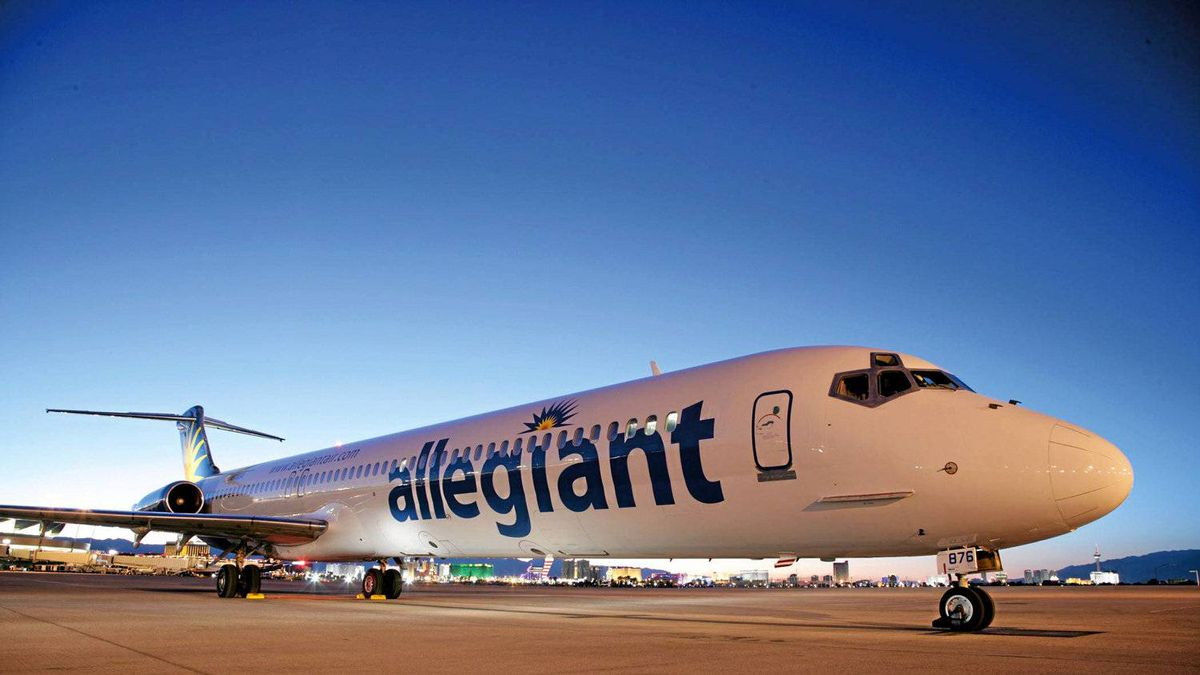 Like many American carriers, Allegiant is relying on Canadians' willingness to cross the border to find cheaper airfares to U.S. destinations.