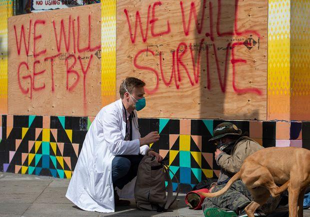 California under 'stay-at-home' order amid coronavirus outbreak