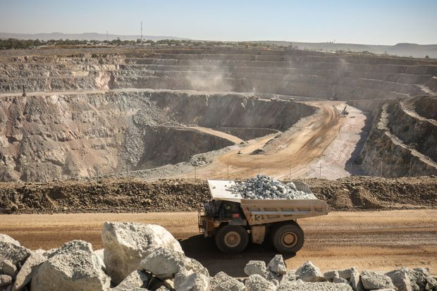 Tanzanian mine operated by Barrick's Acacia to be issued environmental protection order