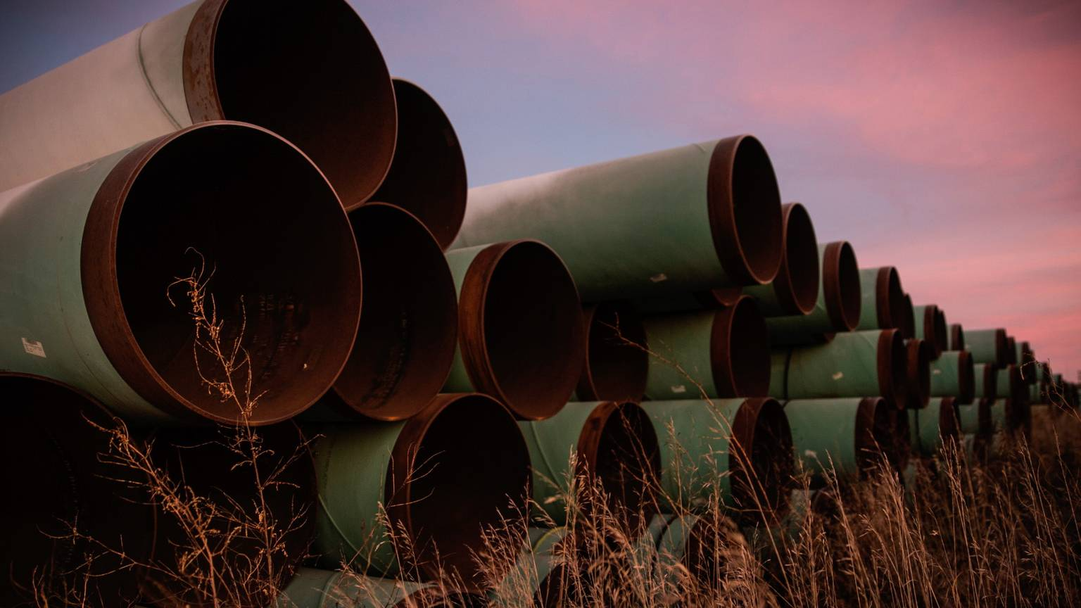 TransCanada submits new application for Keystone pipeline