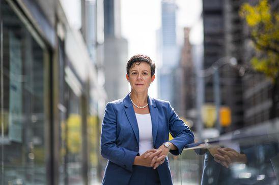 Laurentian Bank's new CEO breaks glass ceiling