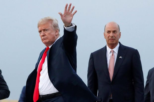 Donald Trump and the shredding of American diplomacy