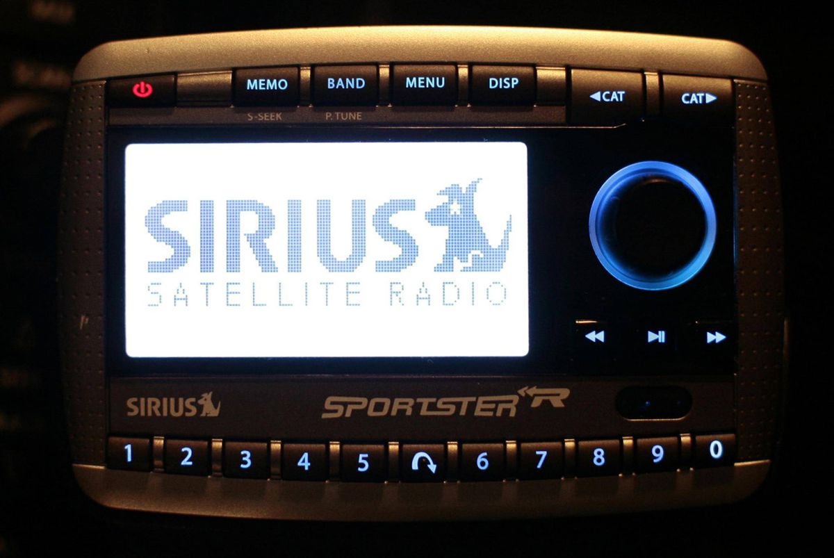 Sirius XM Satellite Radio