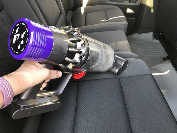 Dyson Cyclone V10 Absolute A Vacuum For Your Car Rv Pickup Or Home