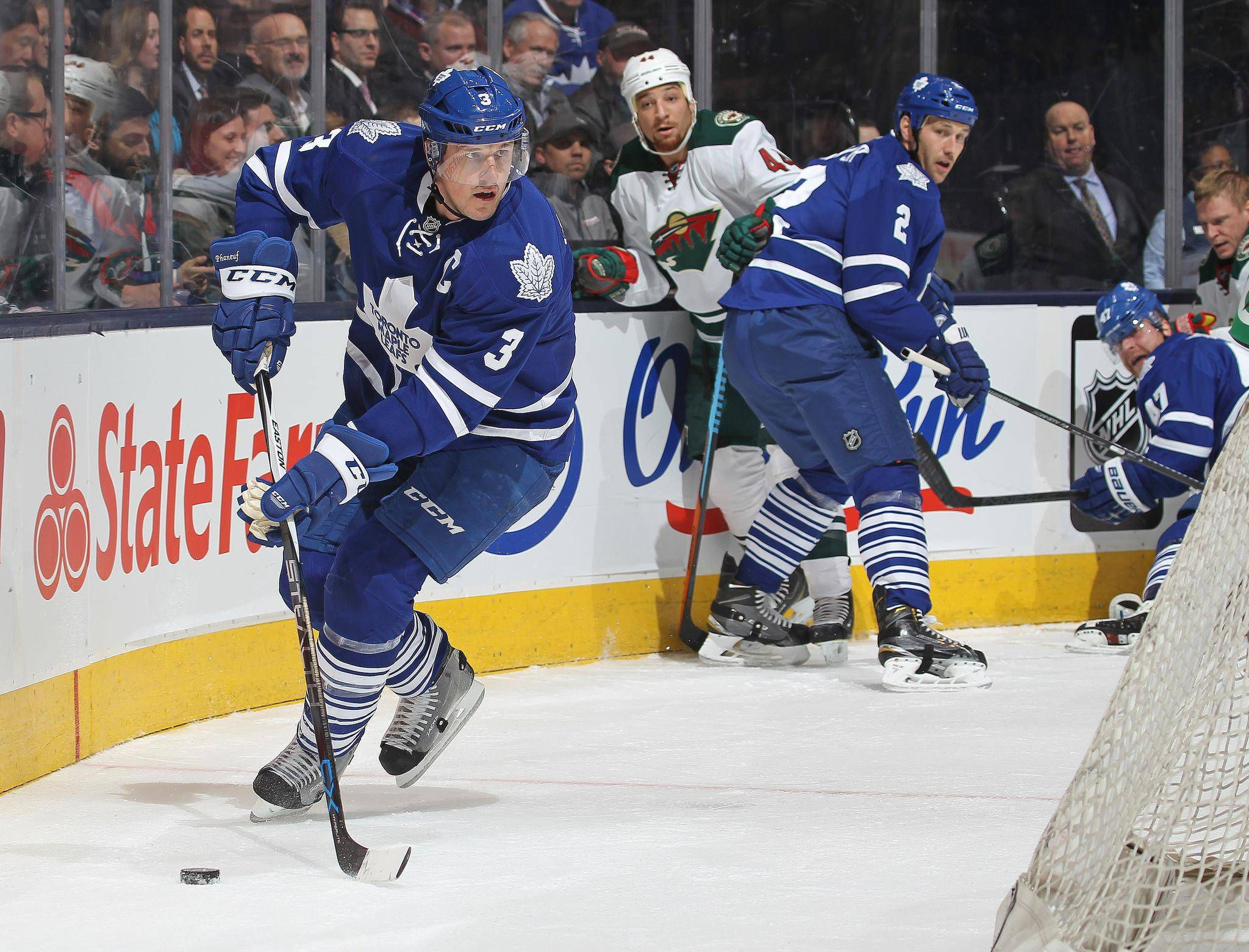 1c5c245406d Leafs pull off the impossible