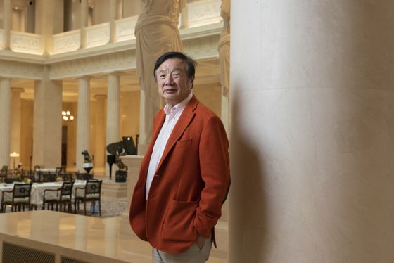 Huawei founder Ren Zhengfei plans to relocate research centre to Canada from U.S.