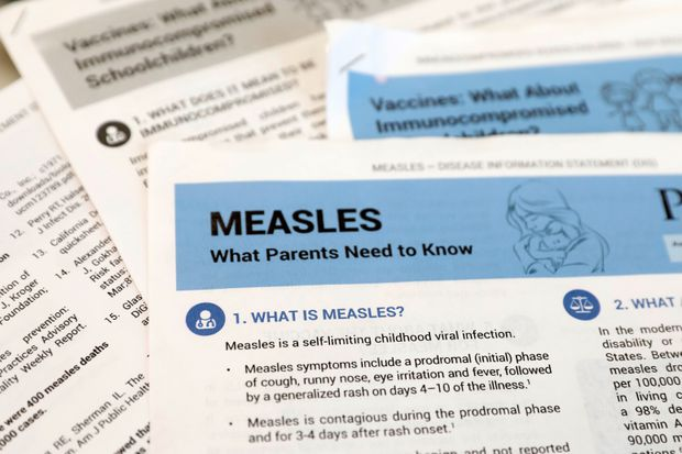 B.C. officials will review immunization records to ensure students vaccinated against measles