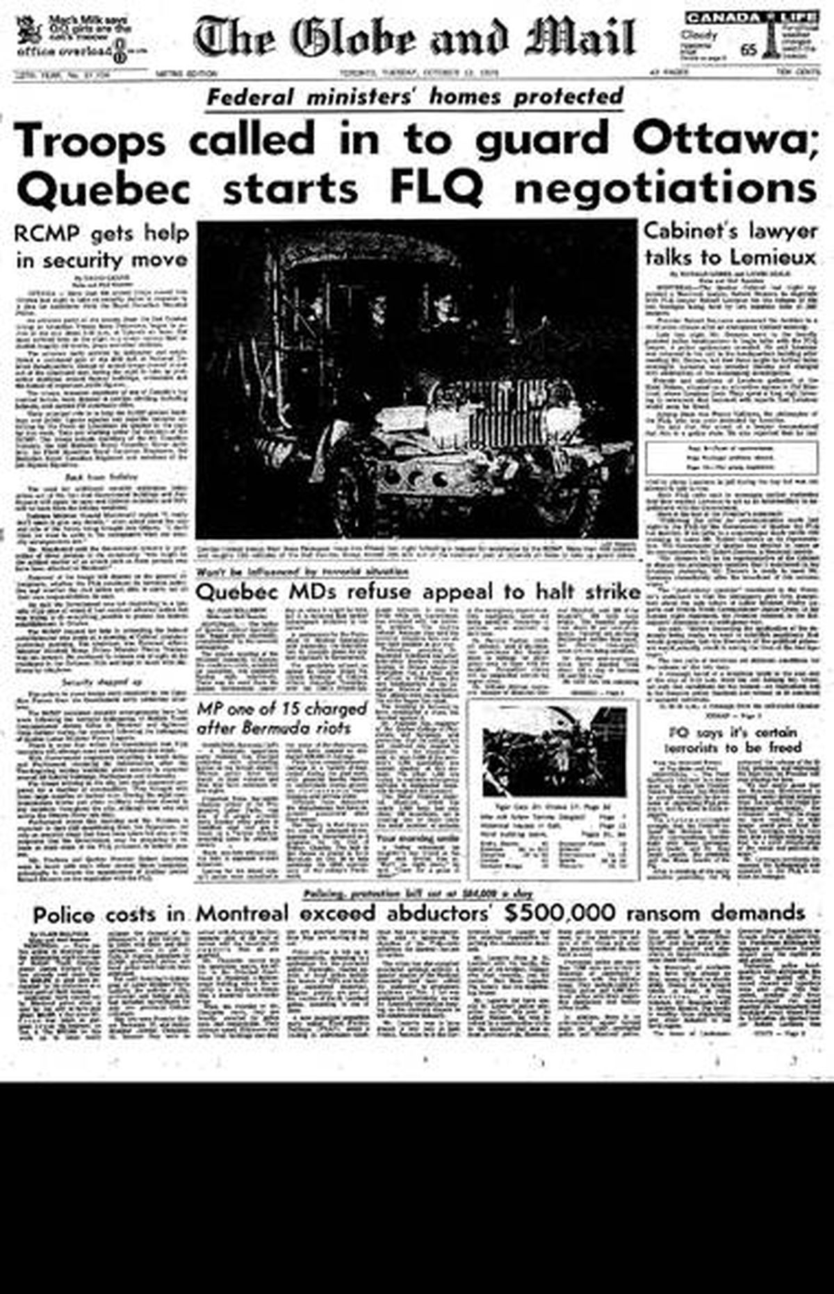Oct. 13, 1970.