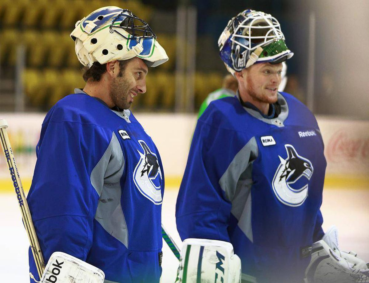 Yoga Helps Canucks Relax But Goalie Question Remains Unanswered