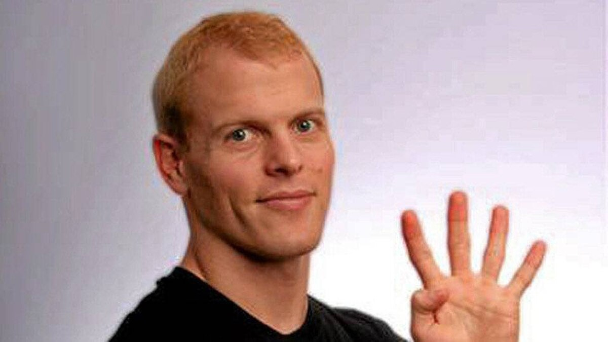 Timothy Ferriss is a great believer in tracking numbers ? but not calories.