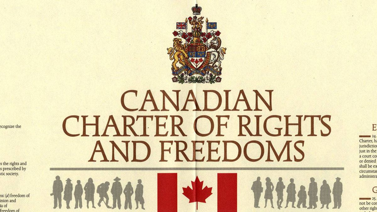 Canadian Charter of Rights and Freedoms. 1981