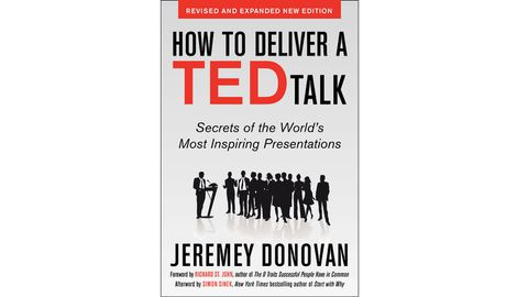 How to prepare and deliver a TED talk