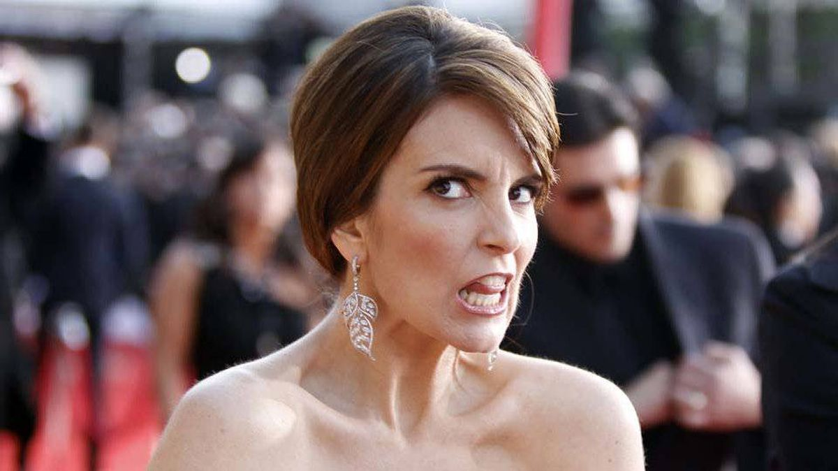 TINA FEY 'I was a mean girl. I had a gift for coming up with the meanest possible thing to say in any situation. ... My friends and I didn't really date or go to cool parties, so we made jokes about those who did.' Source: CosmoGirl