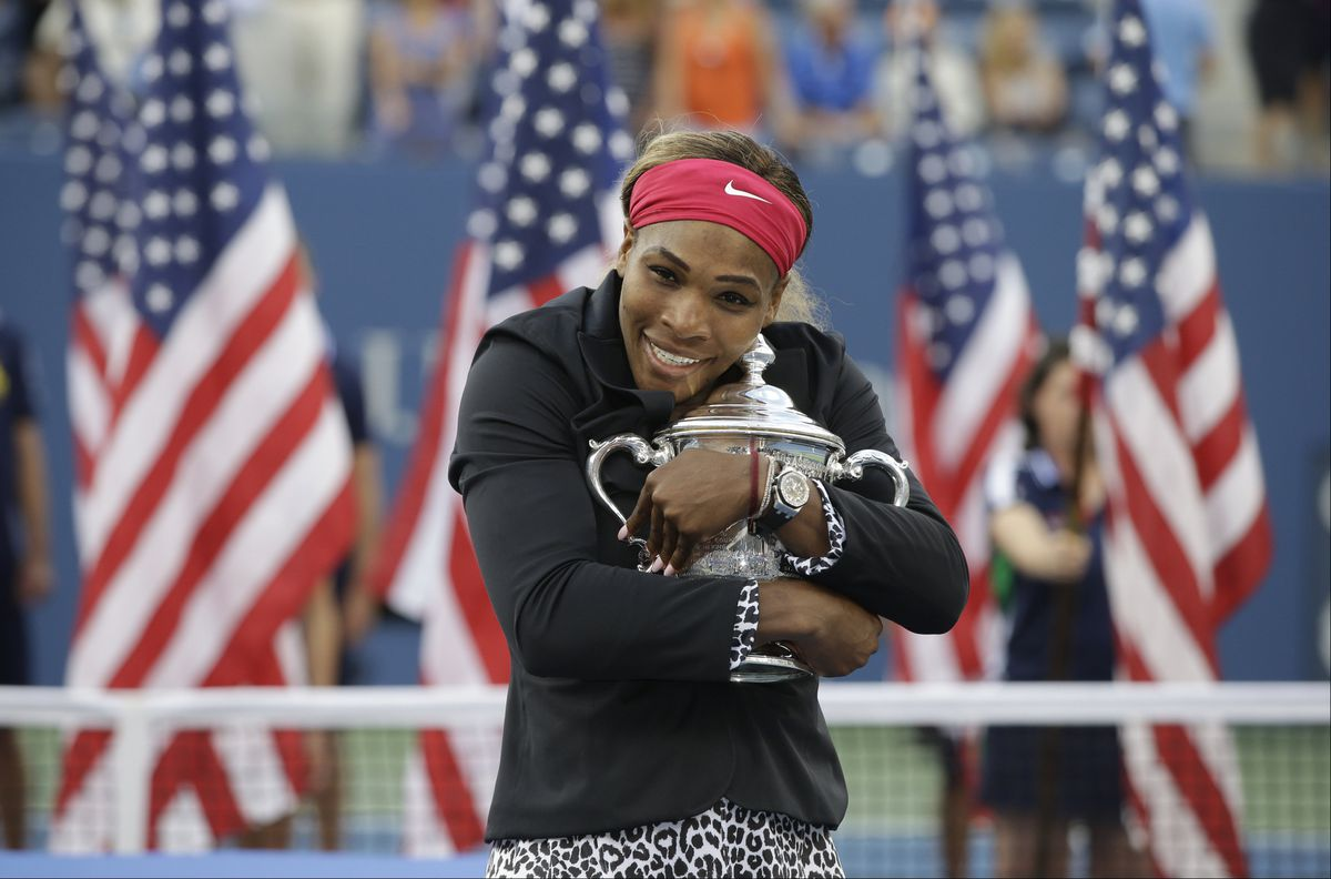 serena williams major accomplishments