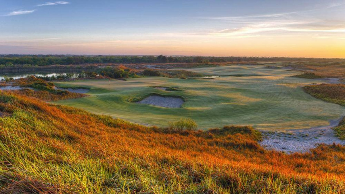 Courtesy Streamsong Resort Golf and Spa
