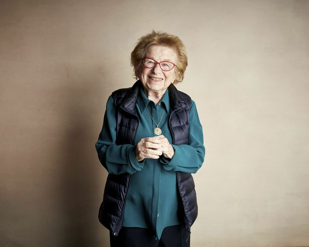 Sexually Speaking: The truth about Dr. Ruth