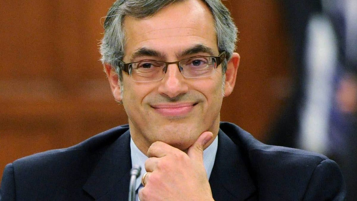 Treasury Board President Tony Clement. Today's topics: Solid-gold MP pensions; colonialism; foreign aid lessons; abacus smarts ... and more