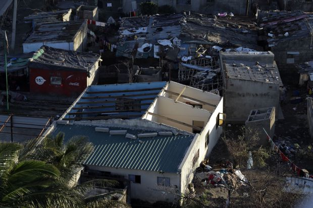 Canadian Red Cross sending emergency field hospital to cyclone-devastated Mozambique