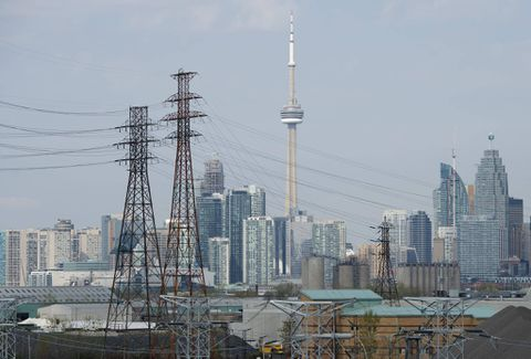 Skyrocketing electricity rates may force one in 20 Ontario businesses to close