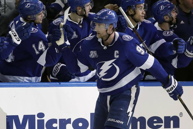 Stamkos Voted Atlantic Division Captain As Lightning Prepare To Host All-Star Weekend
