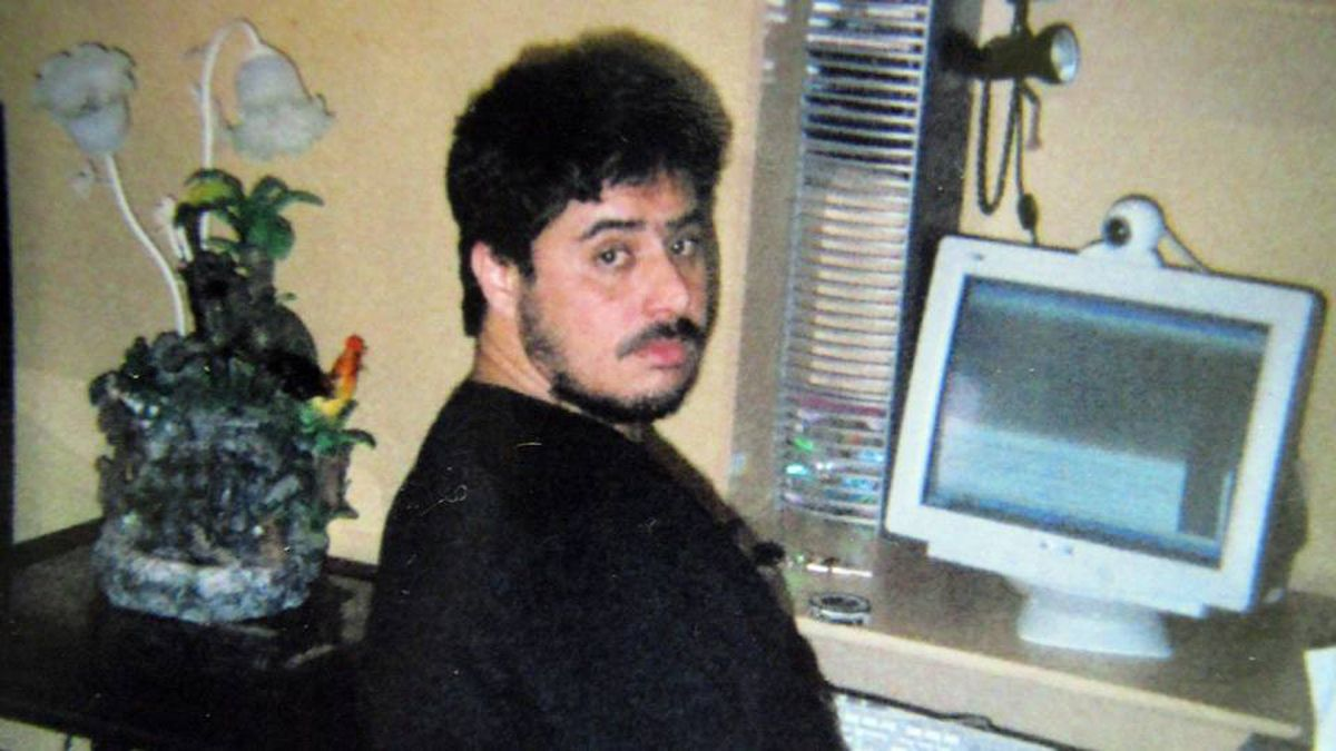 A handout photo of Said Namouh who was accused of disseminating terrorist propaganda in Montreal Tuesday, Feb. 17, 2009.