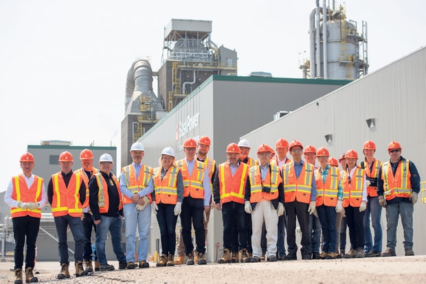 Reducing emissions is important right down to the community level, and the people who work at CCS projects and facilities are very proud of what has been achieved.