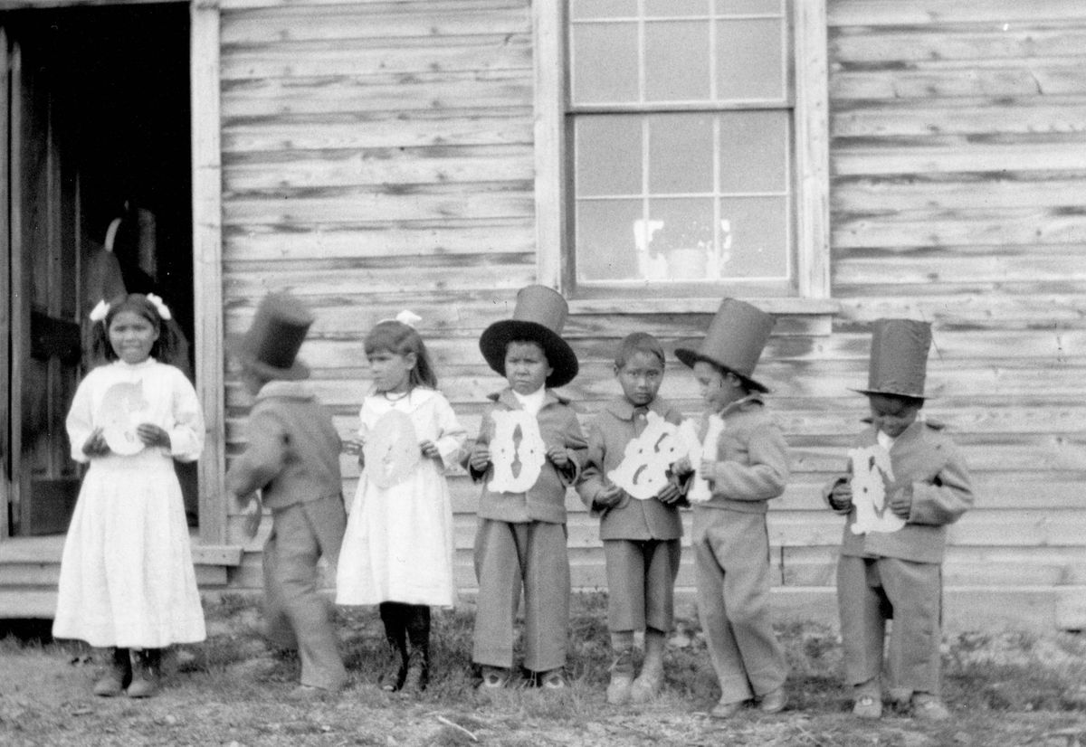 residential school abuse in canada essay A months-long investigation reveals that at every step, canada's justice system is set against indigenous people.