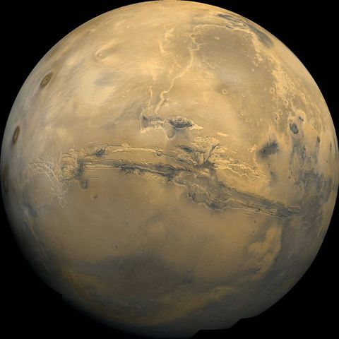 NASA considers sites for human mission to Mars