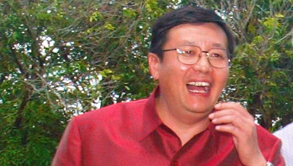 Lou Jiwei, chairman of China Investment Corp.
