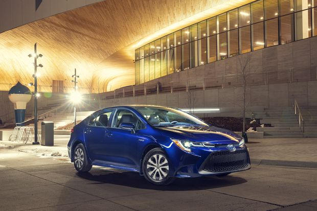 Review: With added features, 2020 Toyota Corolla Hybrid