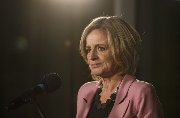 'Stop the talk and start acting': Notley wants refinery built in Alberta