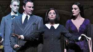 """A scene from """"The Addams Family"""""""