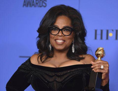 Oprah Shuts Down 2020 Presidential Run Rumors,