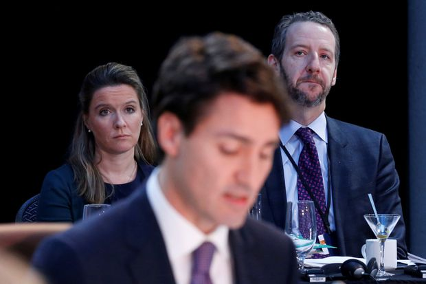 Top Trudeau adviser Gerald Butts resigns, denies PMO pressed Wilson-Raybould