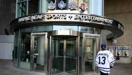 Maple Leafs auction part of larger trend