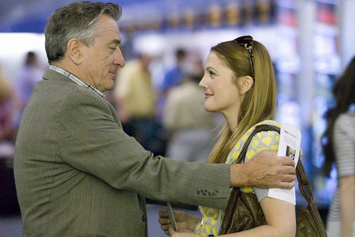 Even a cast that includes Drew Barrymore and Robert De Niro can't overcome the script's and director's shortcomings.