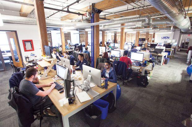 Canada's Top SME Employers create forward-thinking, fun