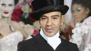 Christian Dior said Tuesday, March 1, 2011, that Galliano has been immediately laid off, just days after he was suspended as its creative director pending an investigation into an alleged anti-Semitic incident in a Paris cafe last week.