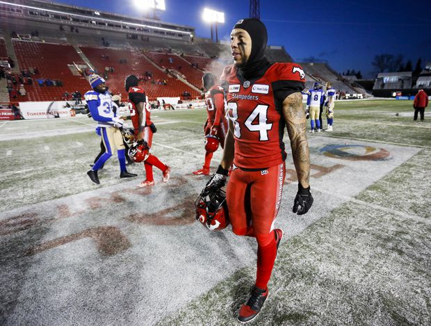 Stampeders miss chance to repeat as Grey Cup champs on home turf