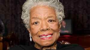 Maya Angelou at her home, June 21, 2010, in Winston-Salem, North Carolina.