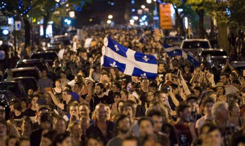 Activists divided over legacy of Quebec's Maple Spring protests