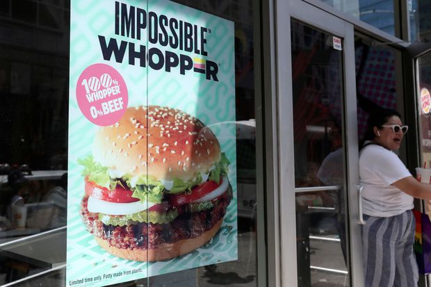 Burger King says it never promised Impossible Whoppers were vegan
