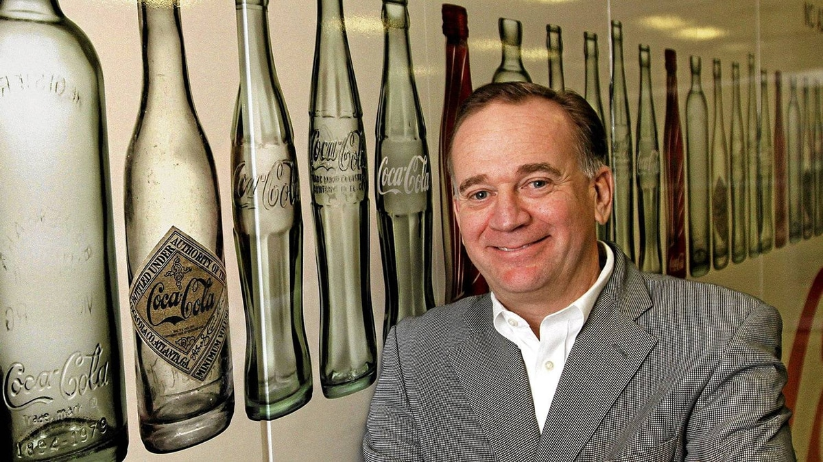 International experience is the key to success in Canada, says John Guarino, President of Coca-Cola Refreshments Canada, seen March 9 2012.