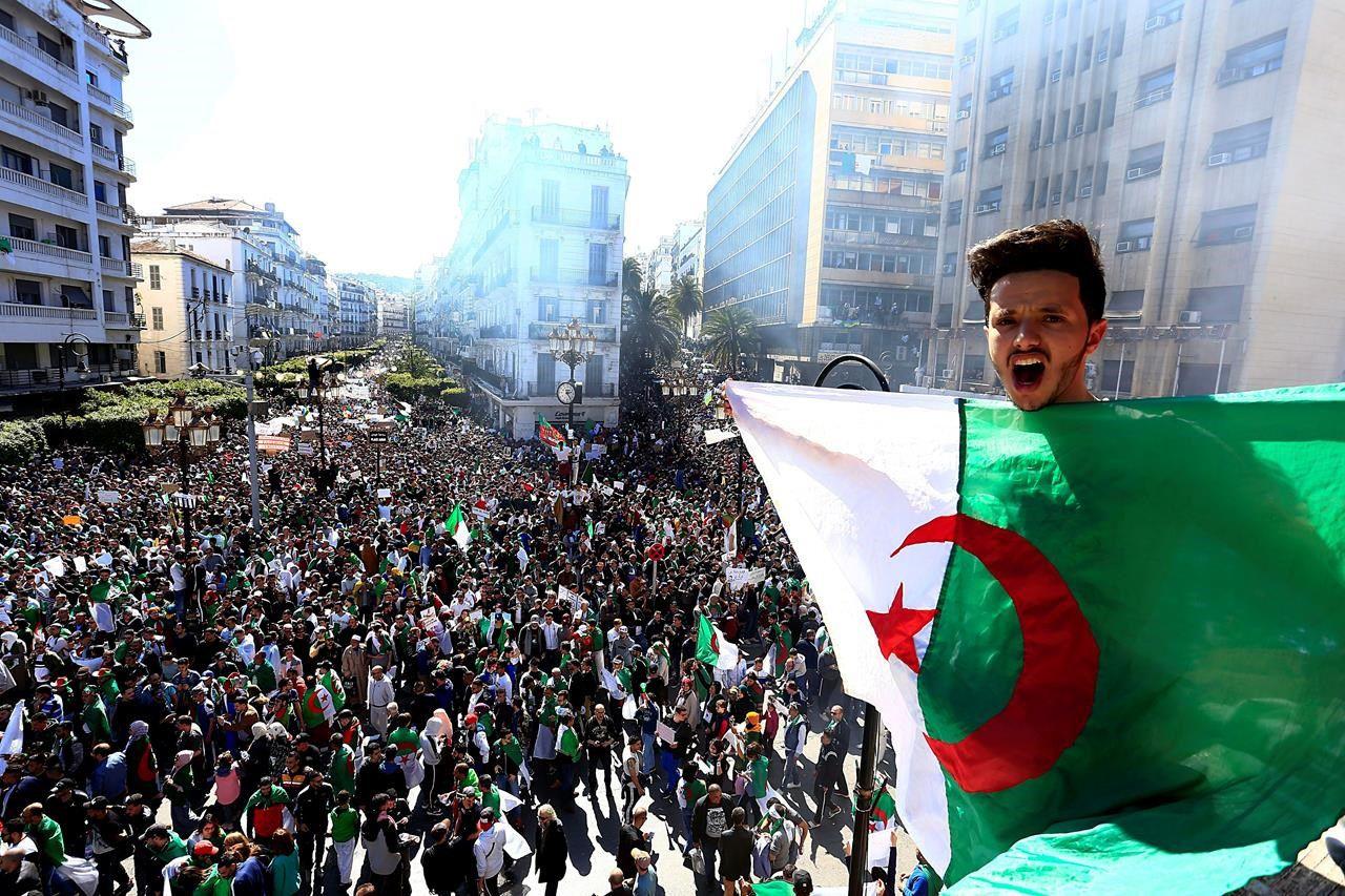 Algeria's President Abdelaziz Bouteflika defies pressure to step down immediately