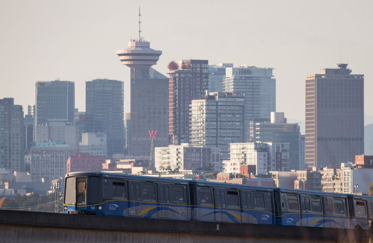 B.C. Transport Minister says province doesn't need to use SNC, Bombardier for new SkyTrain lines