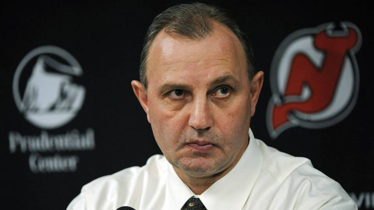 Brent Sutter resigned as coach of the New Jersey Devils on June 9, after just two seasons.